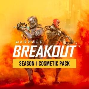 Warface Breakout Season 1 cosmetic pack