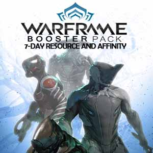 Warframe 7-day Resource and Affinity Booster Packs Key Kaufen Preisvergleich