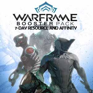 Warframe 7-day Resource and Affinity Booster Packs Key Kaufen Preisvergleich