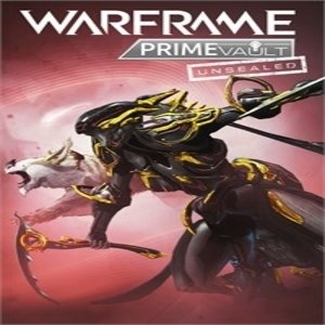 Warframe Prime Vault Trinity Prime Accessories