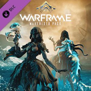 Warframe Sisters of Parvos Waverider Pack