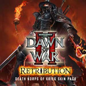 Warhammer 40000 Dawn of War 2 Retribution Death Korps of Krieg Skin Pack Key Kaufen Preisvergleich