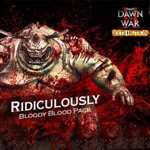 Warhammer 40000 Dawn of War 2 Retribution Ridiculously Bloody Blood Pack Key Kaufen Preisvergleich