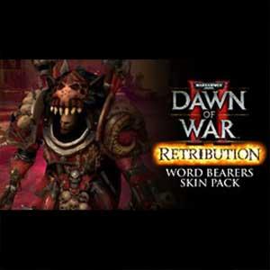 Warhammer 40K Dawn of War 2 Retribution Word Bearers Skin Pack Key Kaufen Preisvergleich