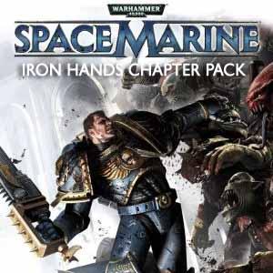 Warhammer 40k Space Marine Iron Hands Chapter Pack Key Kaufen Preisvergleich
