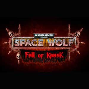 Warhammer 40K Space Wolf Fall of Kanak Key kaufen Preisvergleich