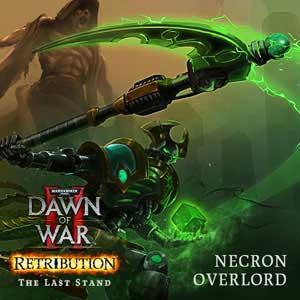 Warhammer 4K Dawn of War 2 Retribution The Last Stand Necron Overlord Key Kaufen Preisvergleich