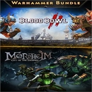 Warhammer Bundle Mordheim and Blood Bowl 2