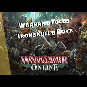 Warhammer Underworlds Online Warband Ironskull's Boyz Key kaufen Preisvergleich