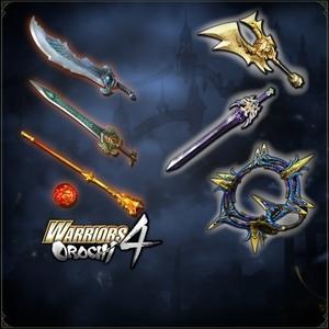 WARRIORS OROCHI 4 LEGENDARY WEAPONS PACK
