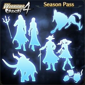 WARRIORS OROCHI 4 Season Pass