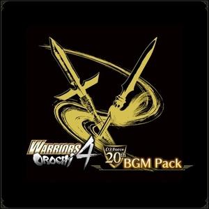 WARRIORS OROCHI 4 w-Force 20th Anniv. BGM Pack