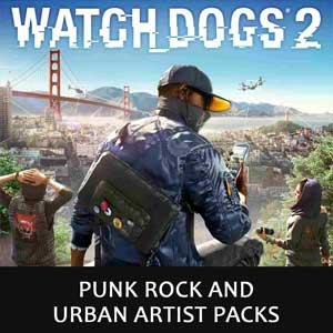 Watch Dogs 2 Punk Rock and Urban Artist Packs Key Kaufen Preisvergleich