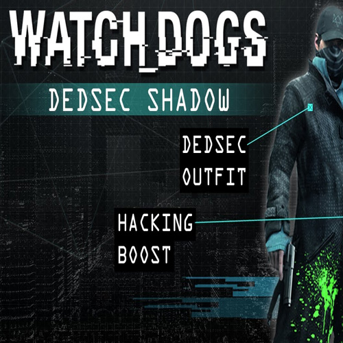 Watch Dogs Dedsec Shadow Pack Key Kaufen Preisvergleich