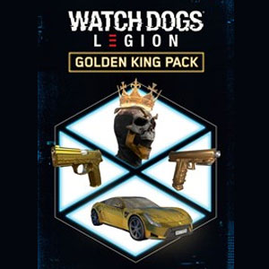 Kaufe Watch Dogs Legion Golden King Pack Xbox Series Preisvergleich