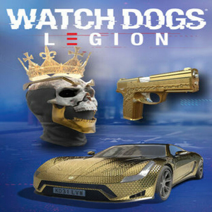 Watch Dogs Legion Golden King Pack