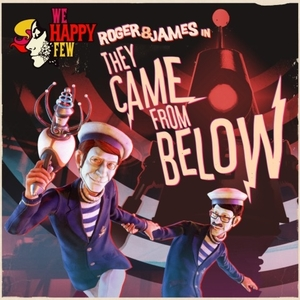 We Happy Few Roger and James in They Came From Below Key kaufen Preisvergleich