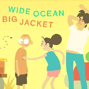 Kaufe Wide Ocean Big Jacket Nintendo Switch Preisvergleich