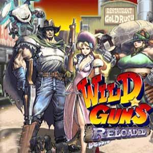 Wild Guns Reloaded PS4 Code Kaufen Preisvergleich
