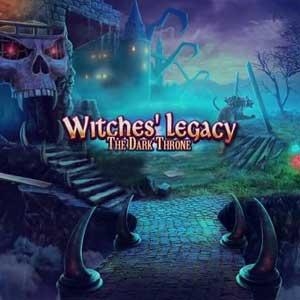 Witches Legacy The Dark Throne Key Kaufen Preisvergleich