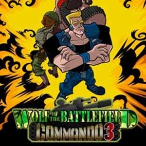 Wolf of the Battlefield Commando 3 PS3 Code Kaufen Preisvergleich