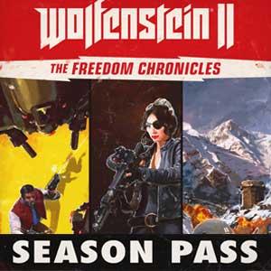 Wolfenstein 2 Freedom Chronicles Season Pass Key Kaufen Preisvergleich