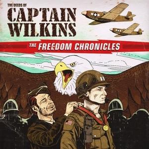 Wolfenstein 2 The Deeds of Captain Wilkins DLC 3
