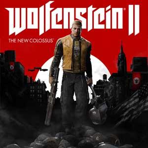 Wolfenstein 2 The New Colossus PS4 Code Kaufen Preisvergleich