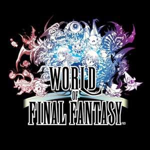 World of Final Fantasy PS4 Code Kaufen Preisvergleich
