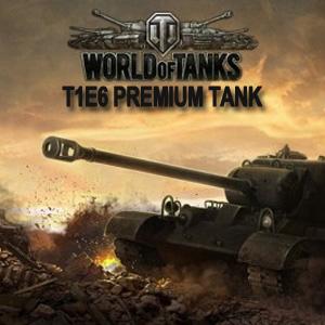 World of Tanks T1E6 Premium Tank Key Kaufen Preisvergleich