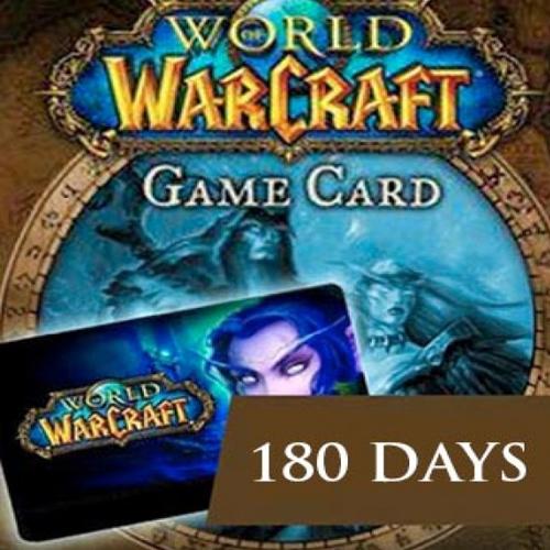 World of Warcraft 180 Tage Gamecard Code Kaufen Preisvergleich