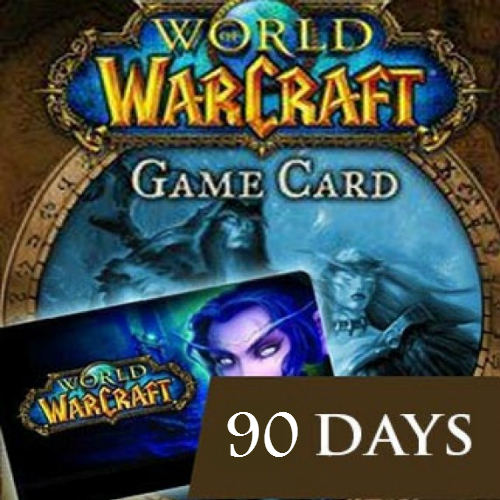 World of Warcraft 90 Tage EU