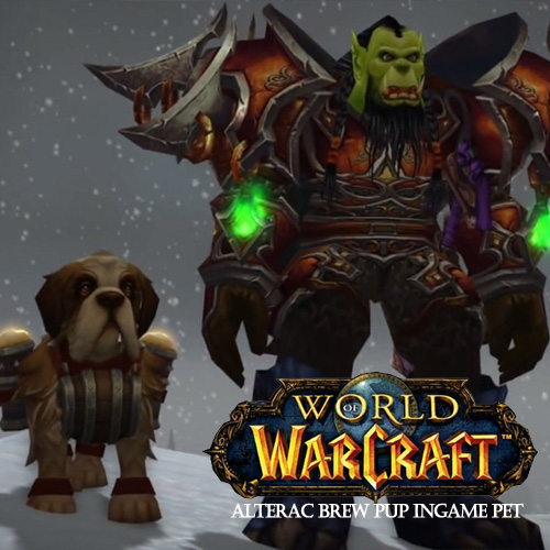 World of Warcraft Alterac Brew Pup Ingame Pet Key Kaufen Preisvergleich
