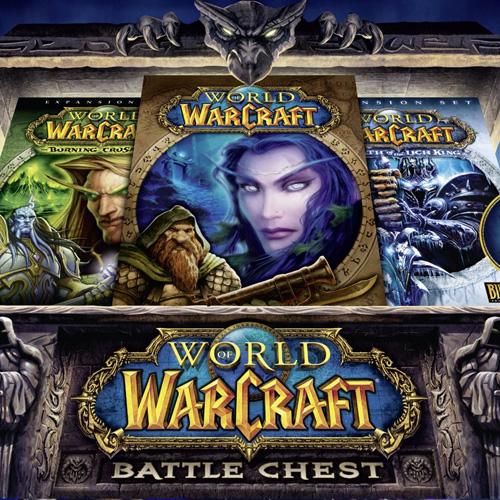 World of WarCraft Battlechest 5.0
