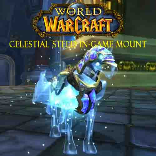 World Of Warcraft Celestial Steed In-Game Mounten Key Kaufen Preisvergleich