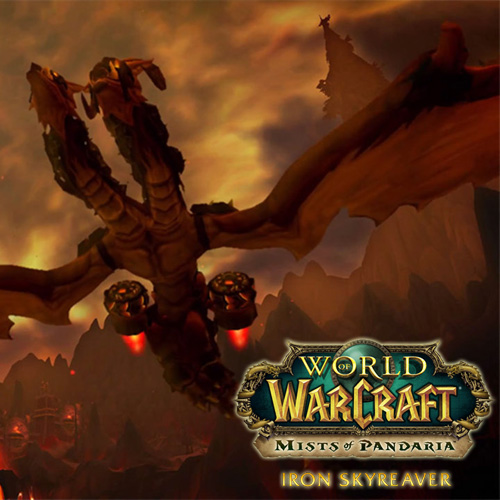 World Of Warcraft Iron Skyreaver Mount Key Kaufen Preisvergleich