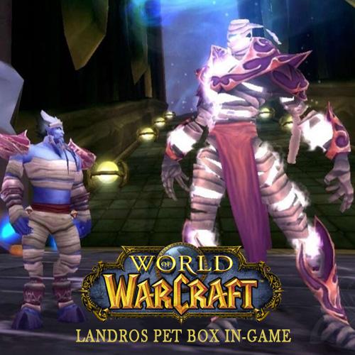 World of Warcraft Landros Pet Box In-game Key Kaufen Preisvergleich