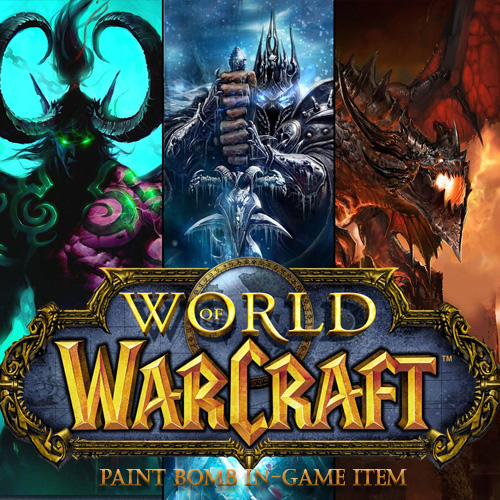 World of Warcraft Paint Bomb In-game Item Key Kaufen Preisvergleich