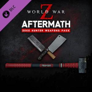 Kaufe World War Z Aftermath Zeke Hunter Weapons Pack PS4 Preisvergleich