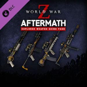 Kaufe World War Z Explorer Weapon Skin Pack PS4 Preisvergleich