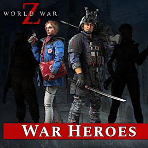 Kaufe World War Z War Heroes Pack PS4 Preisvergleich