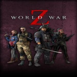 Kaufe World War Z War Heroes Pack Xbox Series Preisvergleich