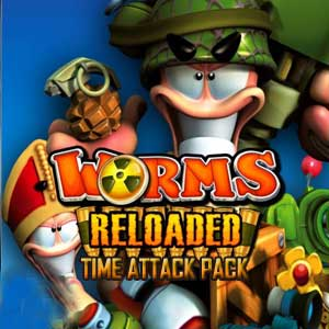Worms Reloaded Time Attack Pack
