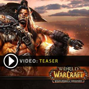 WoW Warlords of Draenor Cinematic