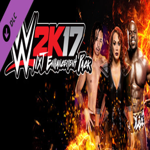 WWE 2K17 NXT Enhancement Pack
