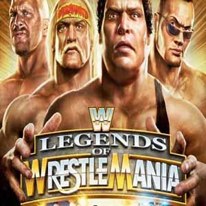 WWE Legends of WrestleMania Xbox 360 Code Kaufen Preisvergleich