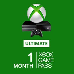 Xbox Game Pass Ultimate 1 Monate