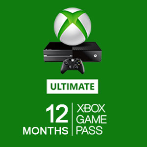 Xbox Game Pass Ultimate 12 Monate