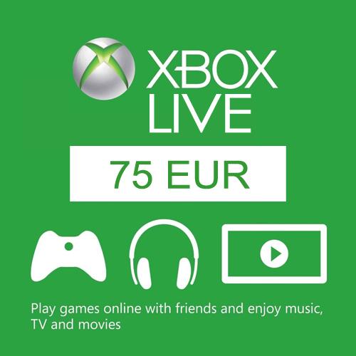 75 Euro Card EU Xbox Live Code Kaufen Preisvergleich