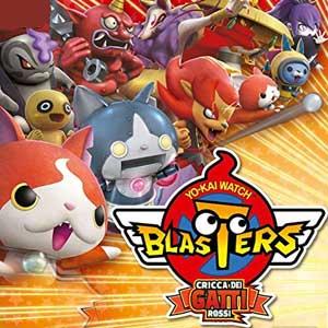 YO-KAI WATCH Blasters Red CAT Corps Nintendo 3DS Im Preisversgleich Kaufen